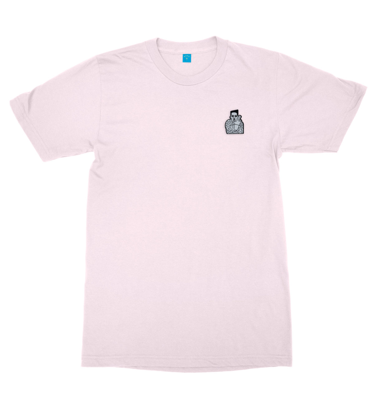 Shabba T-shirt (pink) by GABE